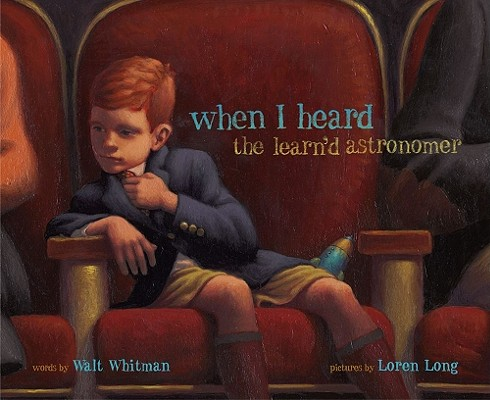"miracle in walt whitmans poem when i heard the learnd astronomer ""when i heard the learn'd astronomer"": cinematic poem promotional short film featuring walt whitman narrated by neil degrasse tyson (2013)."
