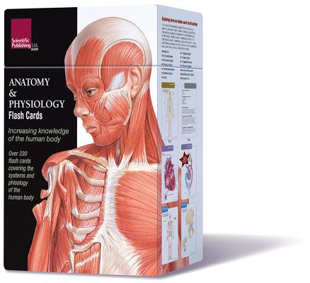 Anatomy & Physiology Flash Cards Cover Image