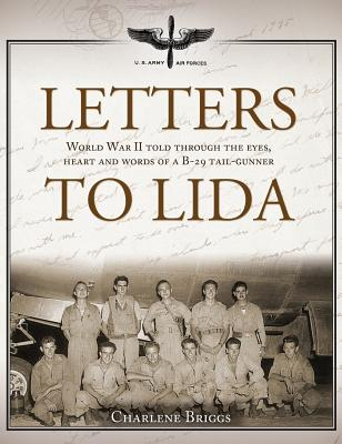 Letters to Lida Cover