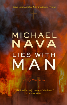 Lies with Man (Henry Rios Mystery #8) Cover Image
