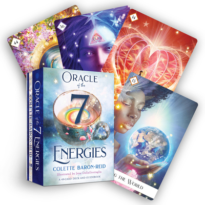 Oracle of the 7 Energies: A 49-Card Deck and Guidebook Cover Image