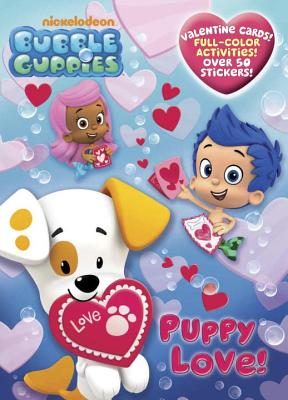 Puppy Love! [With Over 50 Stickers] Cover Image