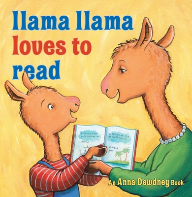 Llama Llama Loves to Read Cover Image
