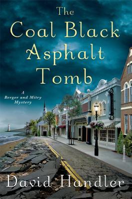 The Coal Black Asphalt Tomb Cover Image