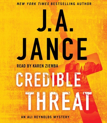 Credible Threat (Ali Reynolds Series) Cover Image