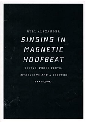 Singing in Magnetic Hoofbeat: Essays, Prose Texts, Interviews and a Lecture 1991-2007 Cover Image