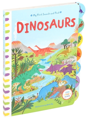 My First Search and Find: Dinosaurs Cover Image