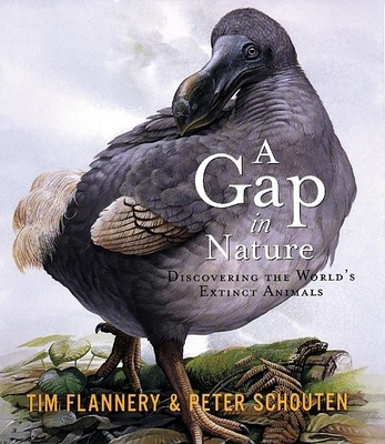 Cover for A Gap in Nature