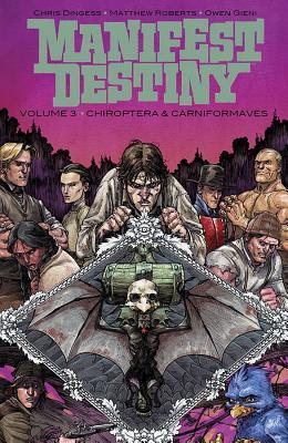 Cover for Manifest Destiny Volume 3