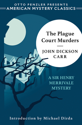 Cover for The Plague Court Murders