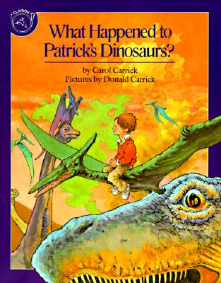What Happened to Patrick's Dinosaurs? Cover Image