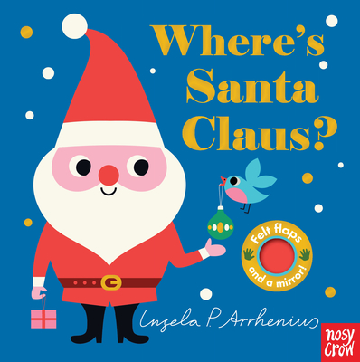 Where's Santa Claus? (Where's The) Cover Image