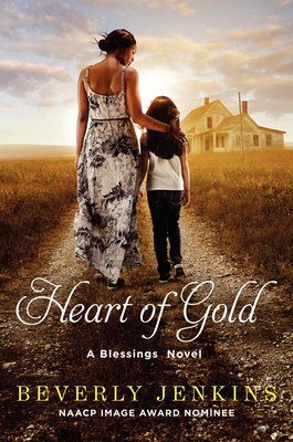 Heart of Gold: A Blessings Novel (Blessings Series #5) Cover Image