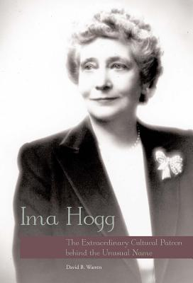 Cover for Ima Hogg