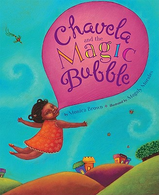 Chavela and the Magic Bubble Cover