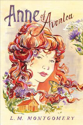 Anne of Avonlea (Anne of Green Gables Novels #2) Cover Image