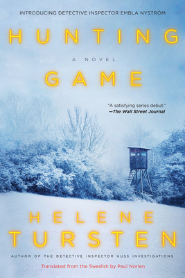 Hunting Game (An Embla Nyström Investigation #1) Cover Image
