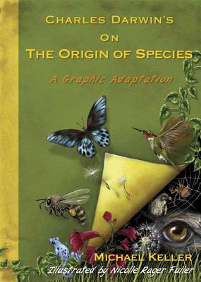 Charles Darwin's On the Origin of Species: A Graphic Adaptation Cover Image