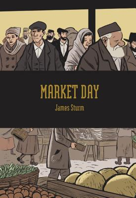 Cover for Market Day