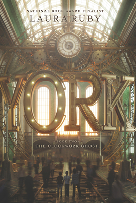 York: The Clockwork Ghost Cover Image