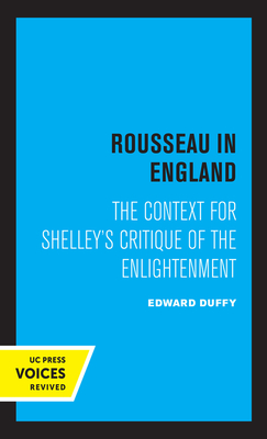 Cover for Rousseau in England