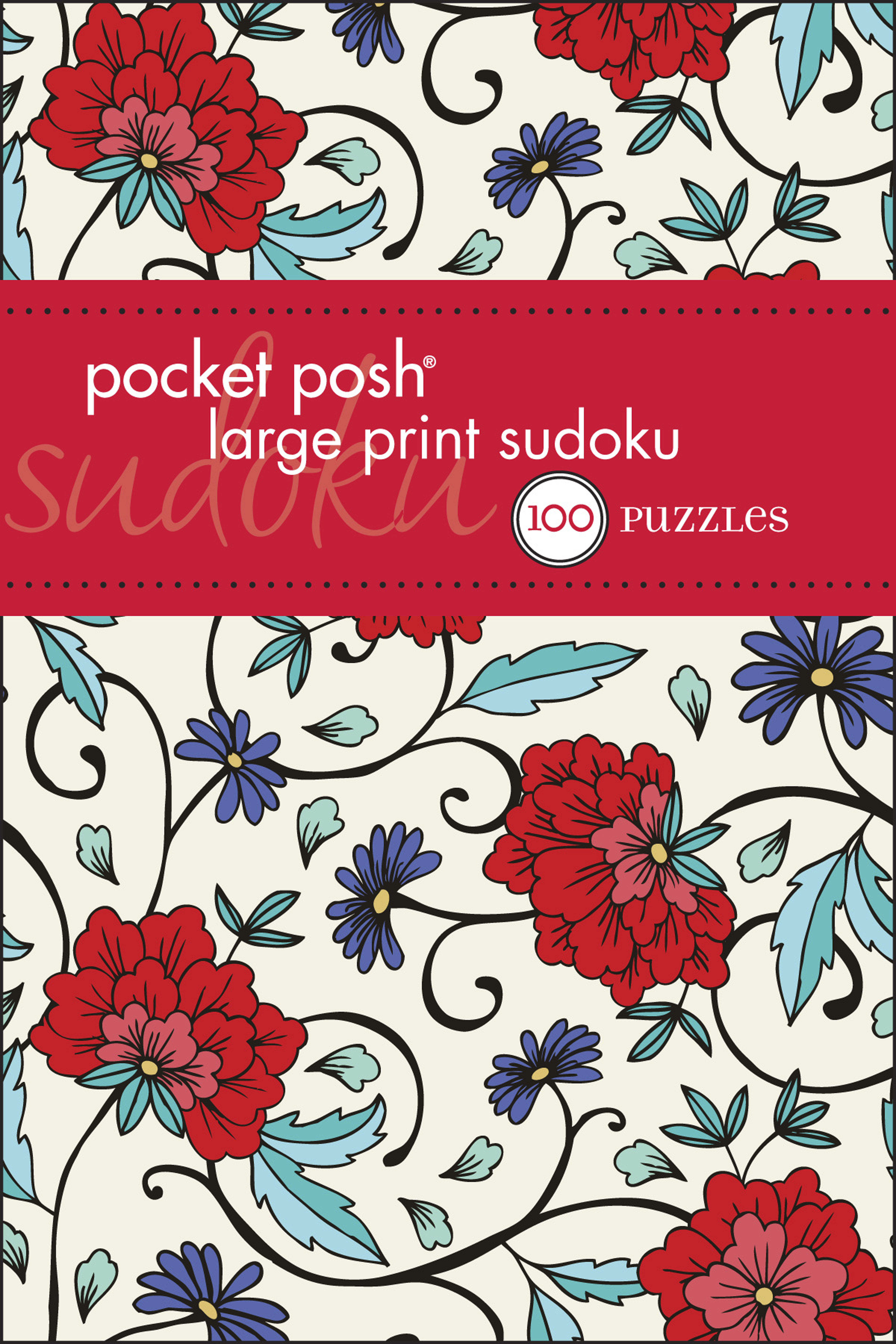 Cover for Pocket Posh Large Print Sudoku