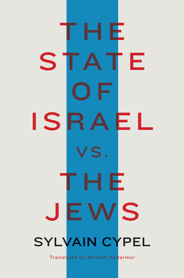 The State of Israel vs. the Jews Cover Image