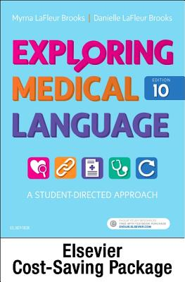 Medical Terminology Online for Exploring Medical Language (Access Code and Textbook Package) Cover Image