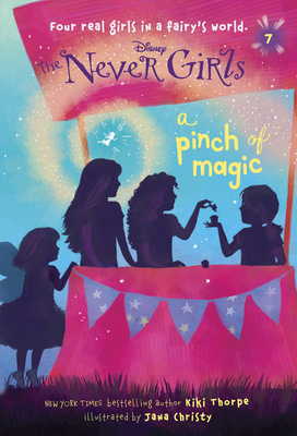 Never Girls #7: A Pinch of Magic (Disney: The Never Girls) Cover Image