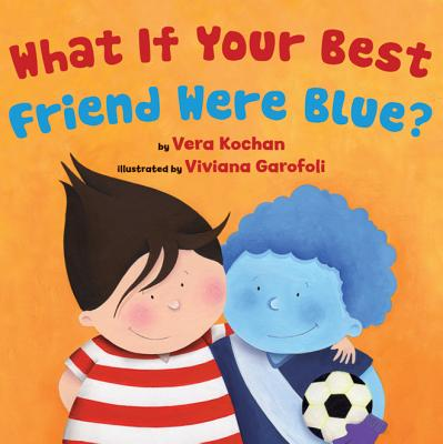 What If Your Best Friend Were Blue? Cover