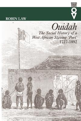 Cover for Ouidah