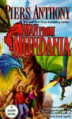 Man From Mundania Cover Image