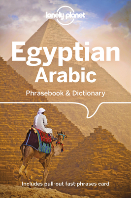 Lonely Planet Egyptian Arabic Phrasebook & Dictionary 5 Cover Image