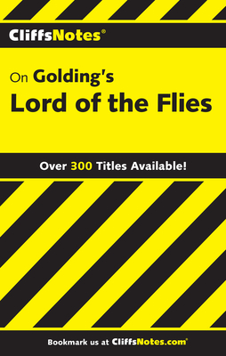 CliffsNotes on Golding's Lord of the Flies Cover Image