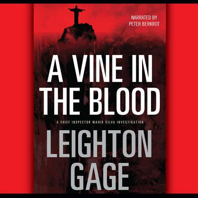 A Vine in the Blood Cover Image