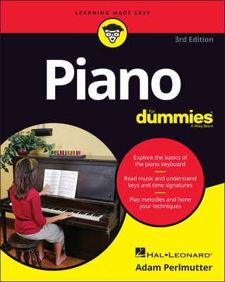 Piano for Dummies Cover Image
