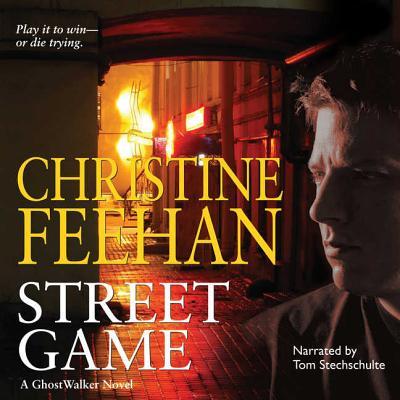 Street Game Lib/E (Ghostwalker Novels #8) Cover Image