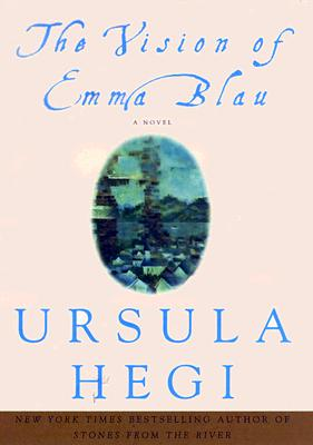 The Vision of Emma Blau Cover