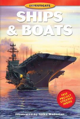 Ships and Boats Cover