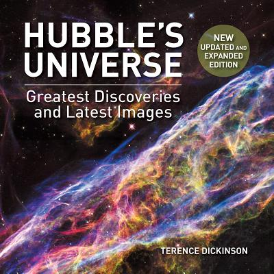 Hubble's Universe: Greatest Discoveries and Latest Images Cover Image
