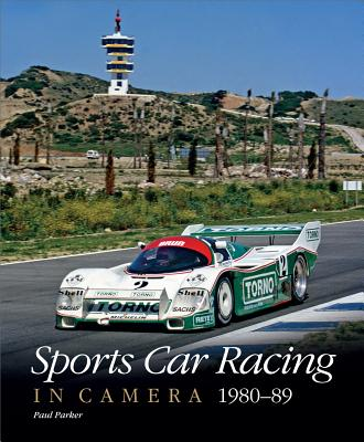 Sports Car Racing in Camera, 1980-89 Cover Image