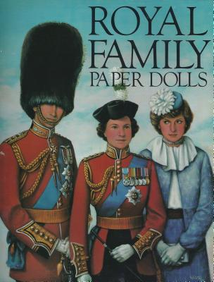 Paper Doll-Royal Family Cover Image