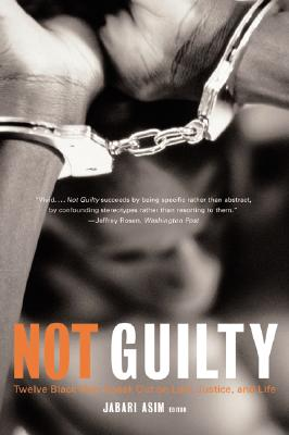 Cover for Not Guilty
