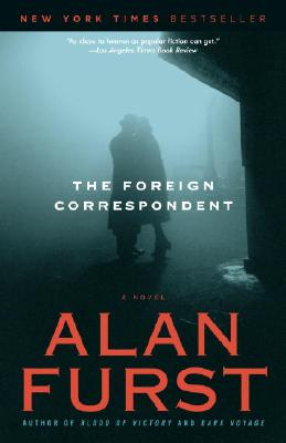 The Foreign Correspondent Cover