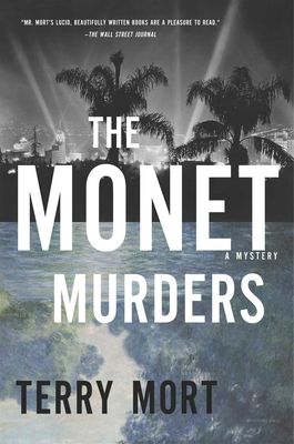 Cover for The Monet Murders