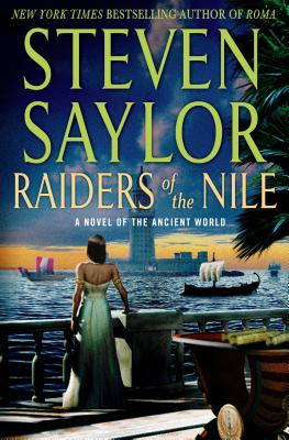 Raiders of the Nile: A Novel of the Ancient World (Novels of Ancient Rome #14) Cover Image