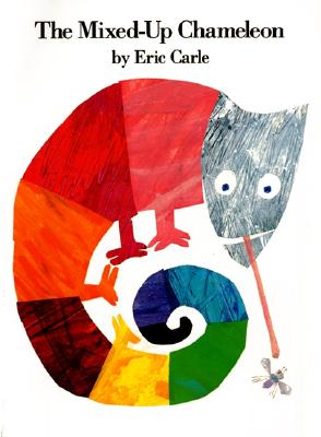 The Mixed-Up Chameleon Cover Image