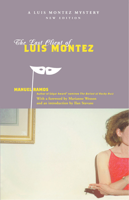 The Last Client of Luis Montez (Latino Voices S) Cover Image