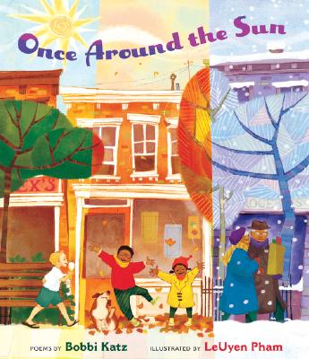 Cover for Once Around the Sun