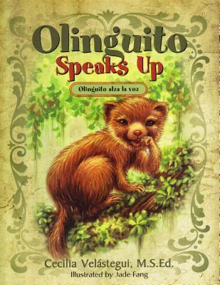 Olinguito Speaks Up/Olinguito Alza La Voz Cover